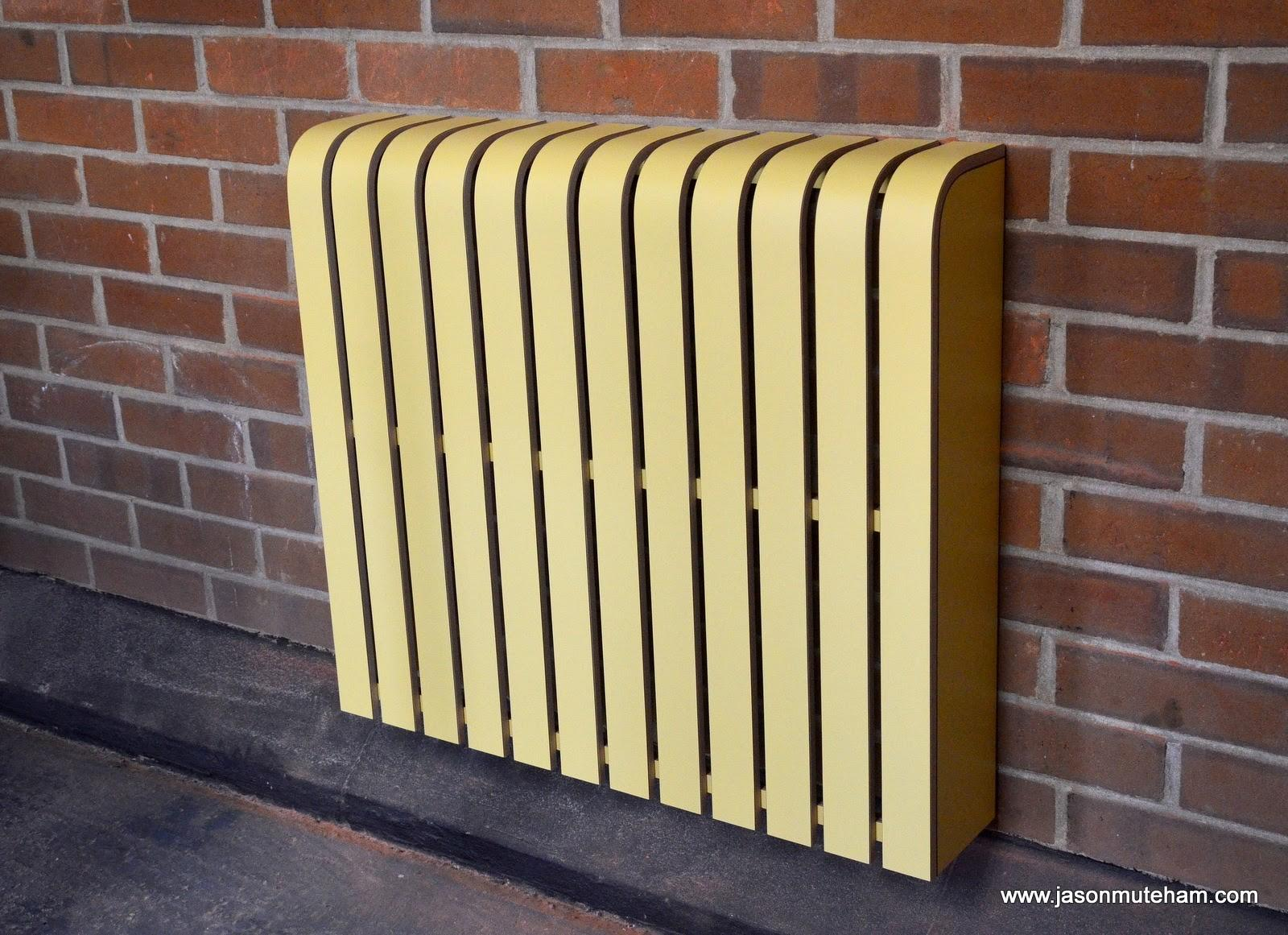Jason Muteham Furniture Designer Maker New Radiator