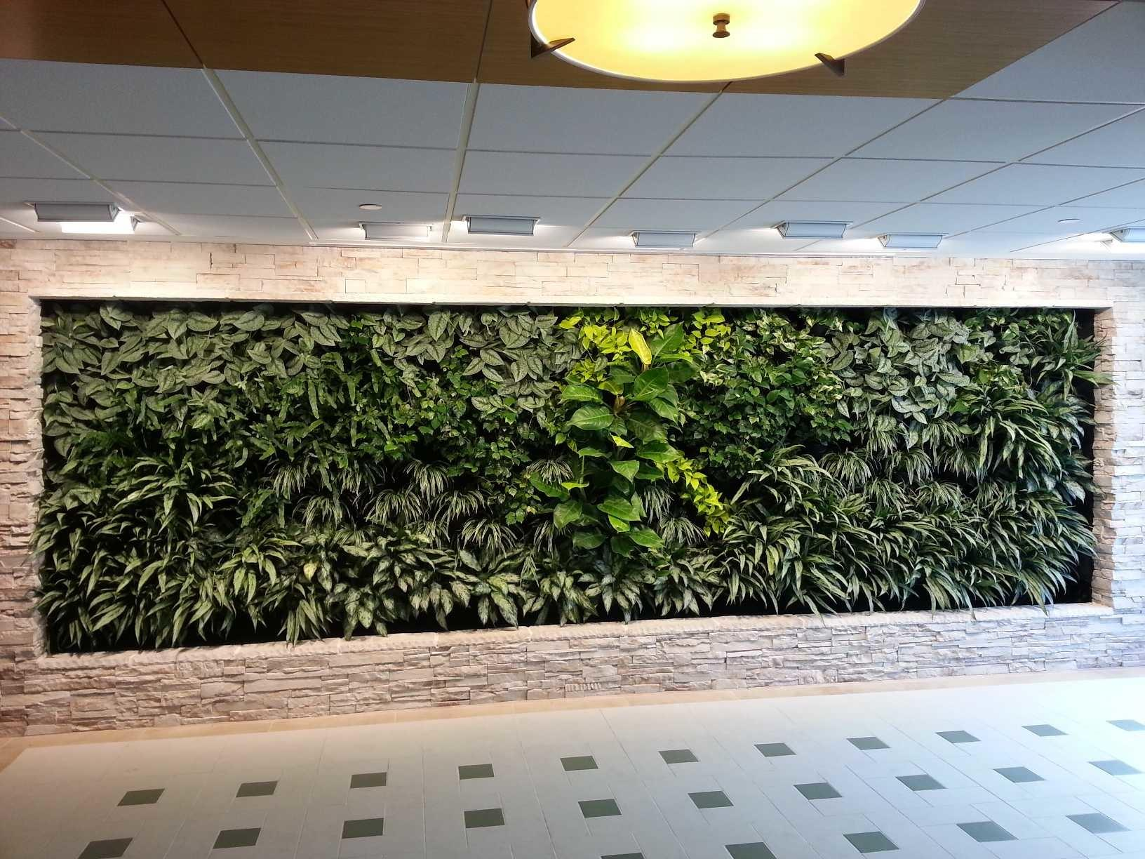 Jaw Dropping Wall Planters Interior Design Decoration