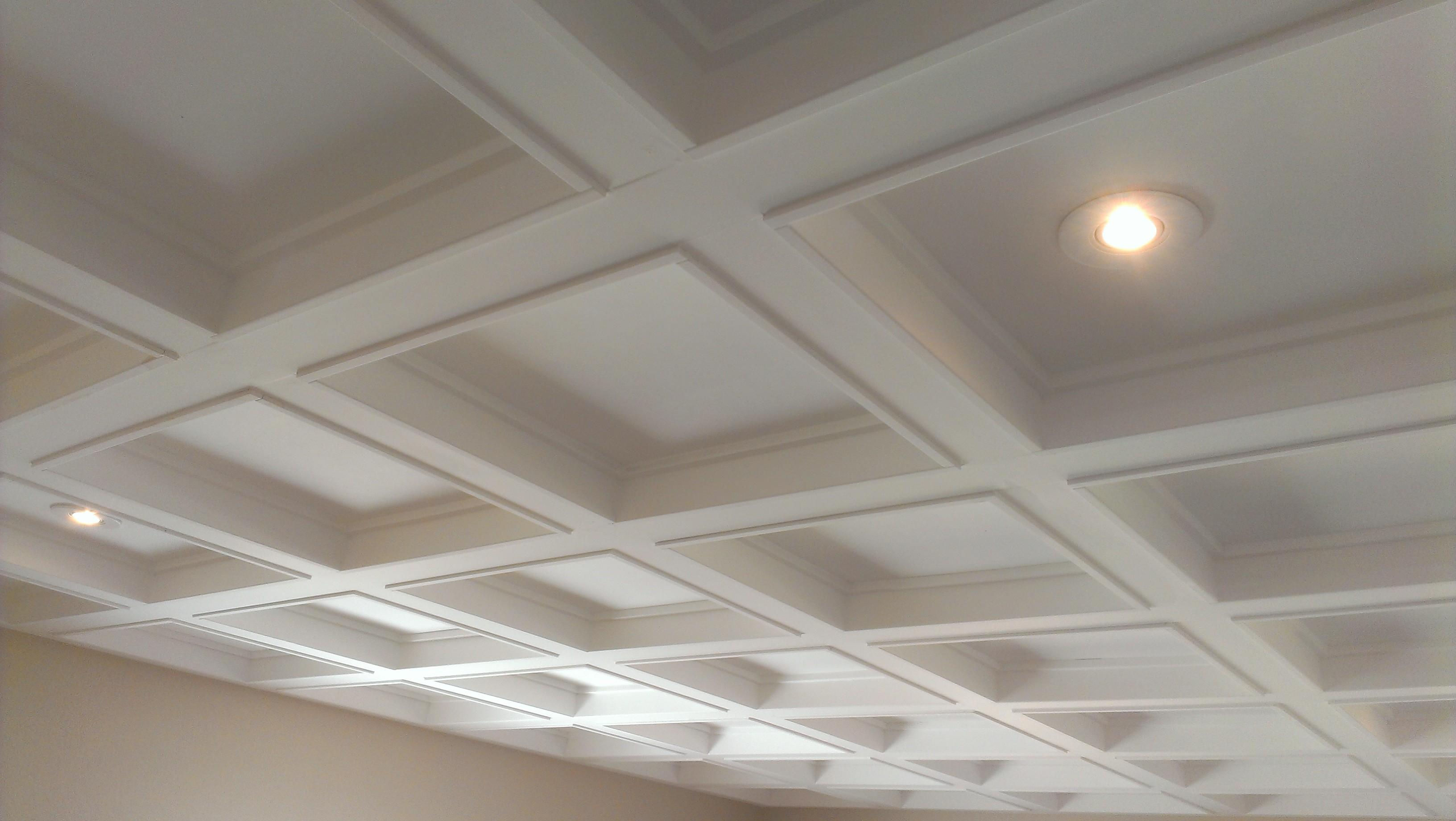 Jazzing Plain Ceiling Into Coffered 720hero