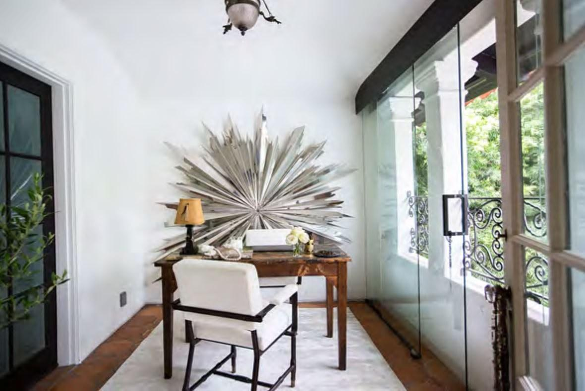 Jeremiah Brent Home Office Tour