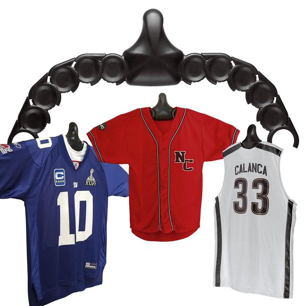 Jerseygenius Jersey Display Hangers Hang