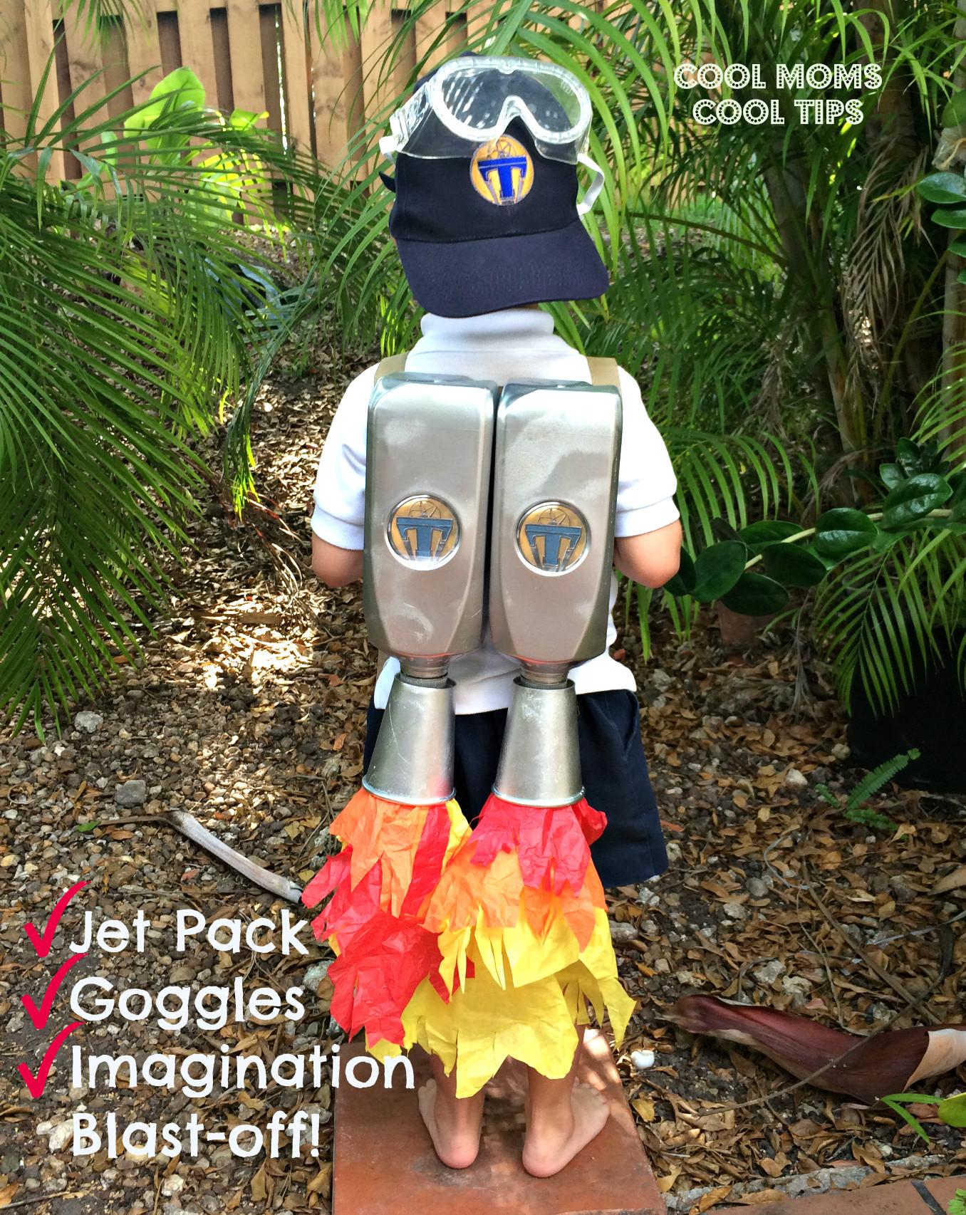 Jet Pack Diy Completed Project Cool Moms Tips