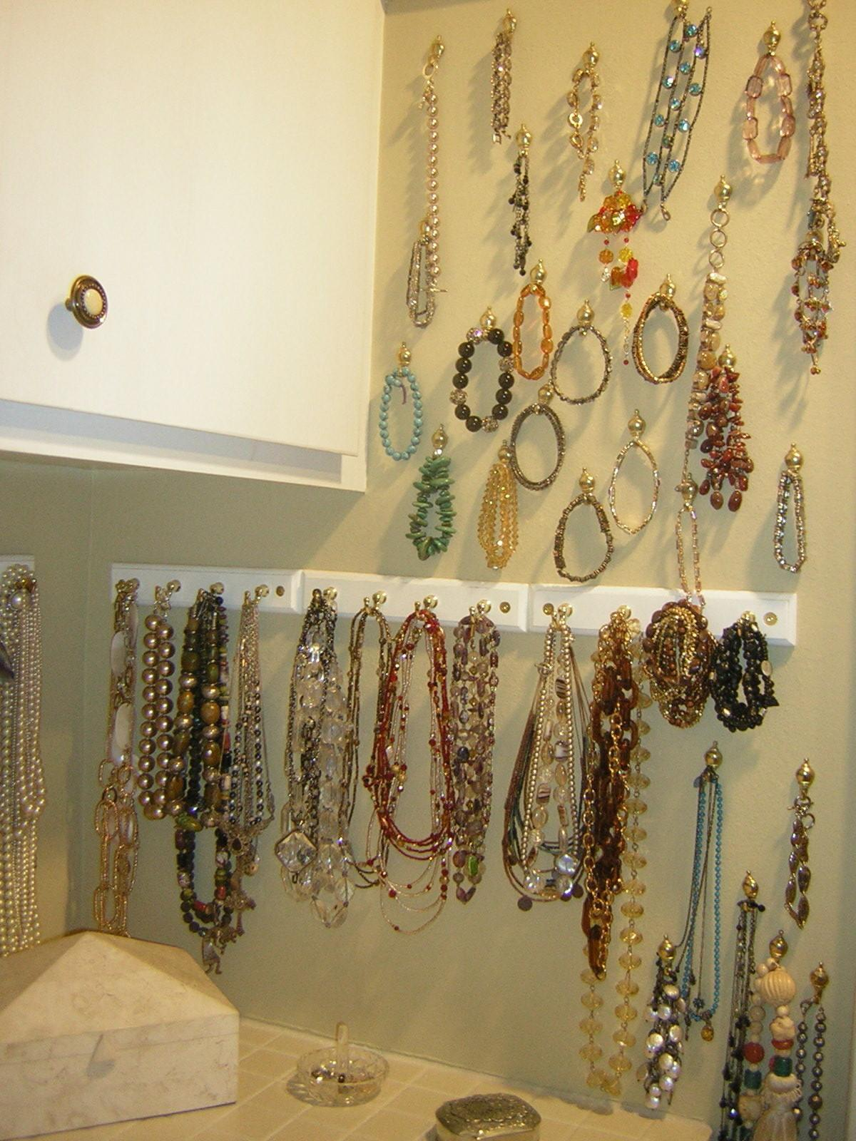 Jewelry Organizer Ideas