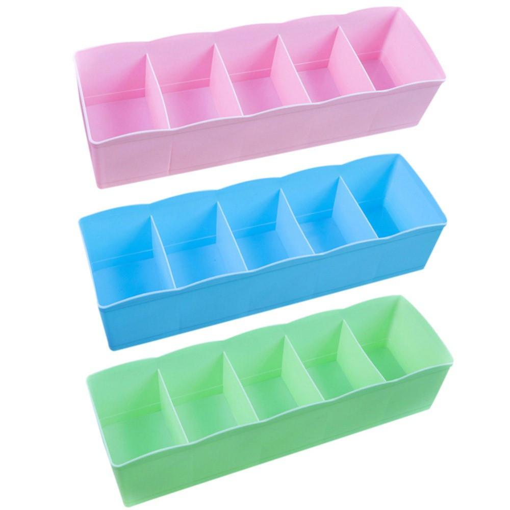 Jewelry Storage Box Case Craft Organizer Beads Container