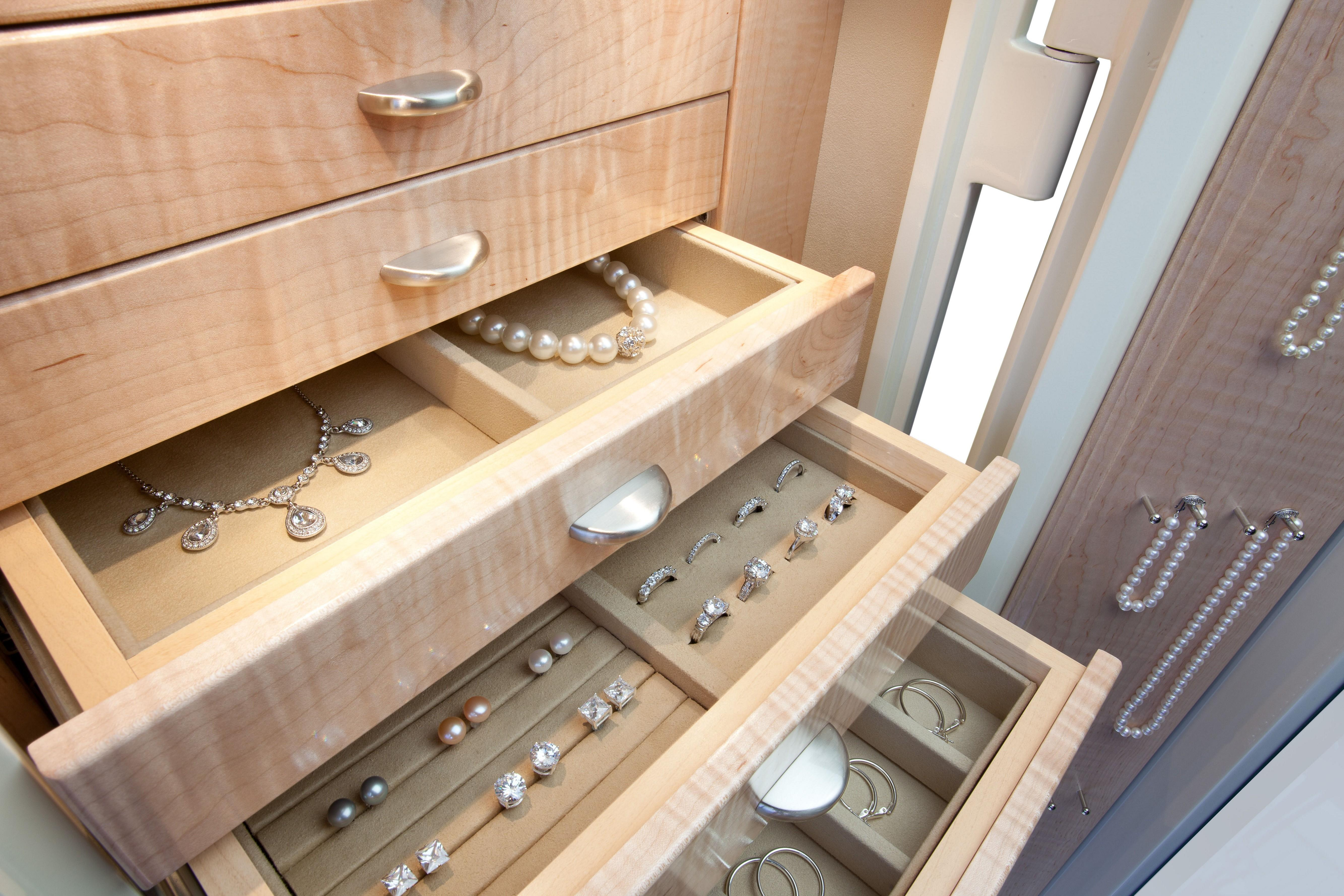 Jewelry Storage Ideas Fun Ways Can