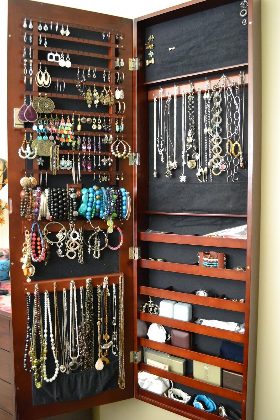 Jewelry Storage Organization Girl Life Blog