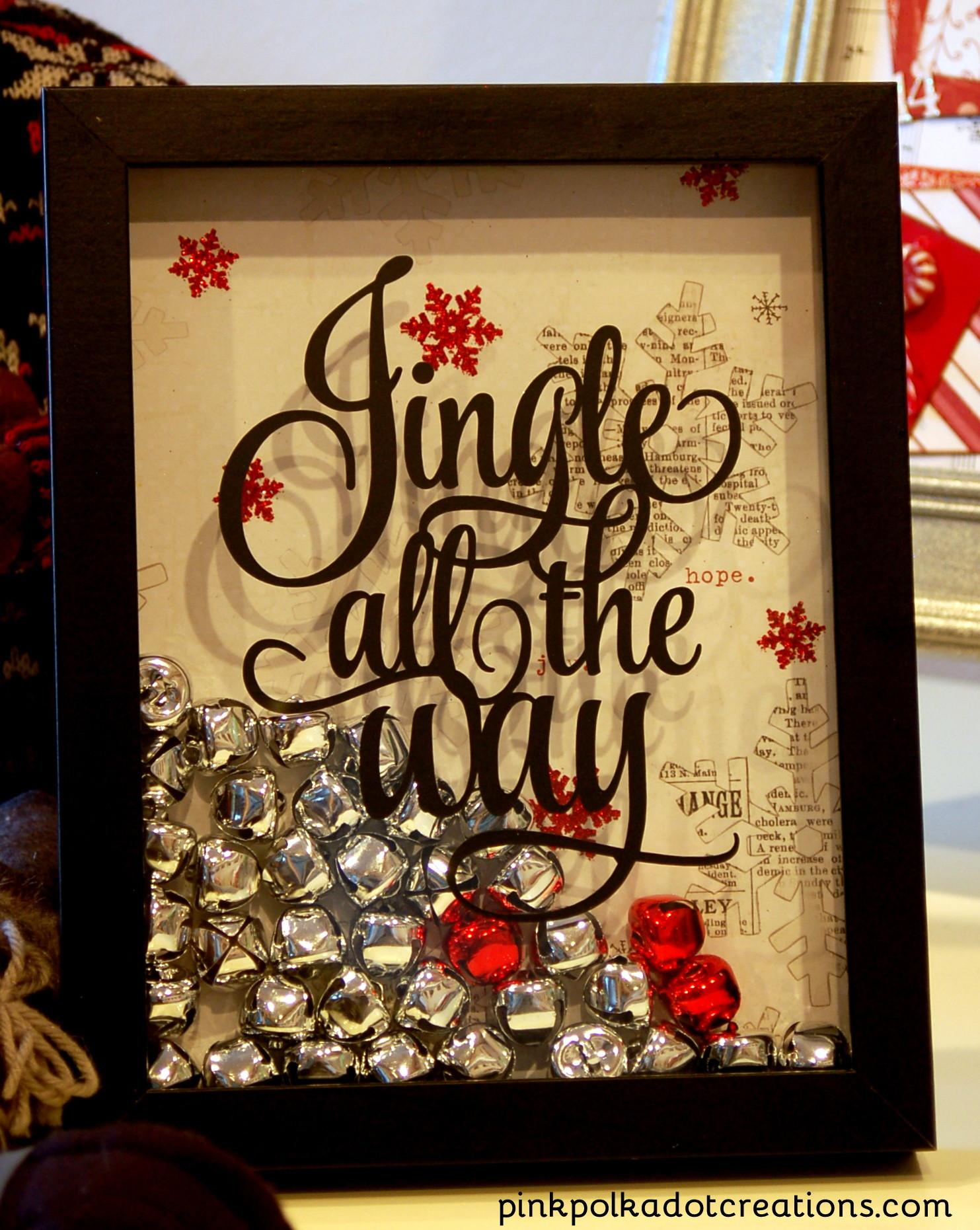Jingle Bell Craft Archives Pink Polka Dot Creations