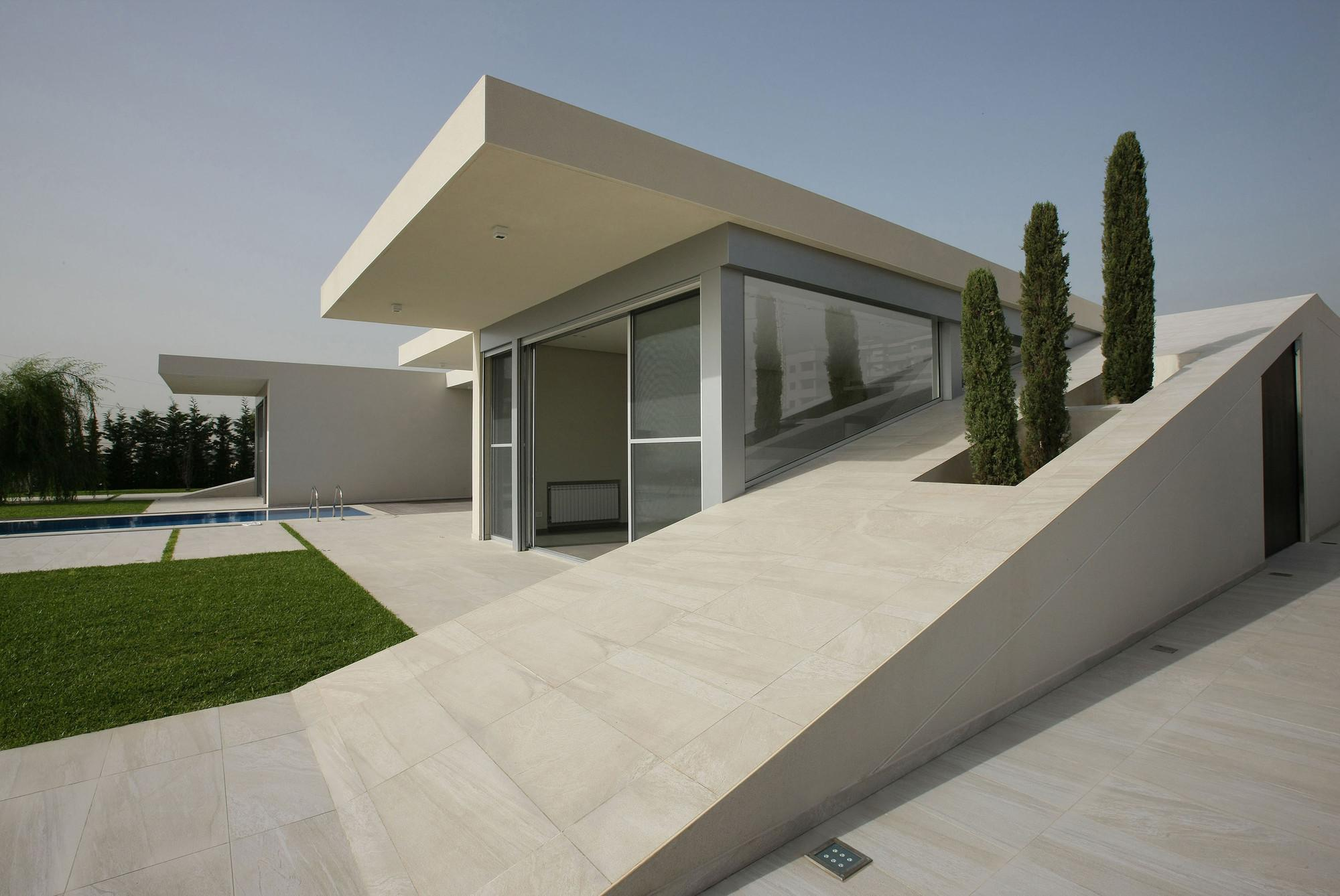 Jiyeh Villa Accent Design Group Archdaily