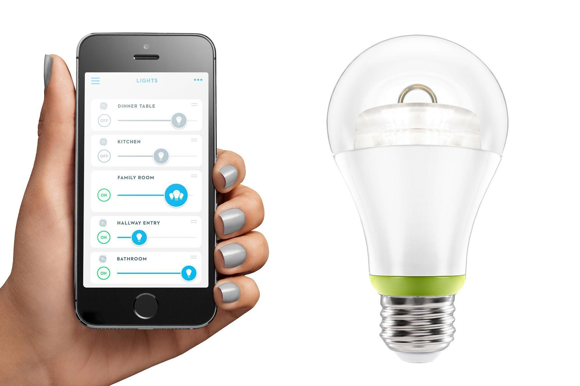 Joins Smart Lighting Party Unveils Its Own
