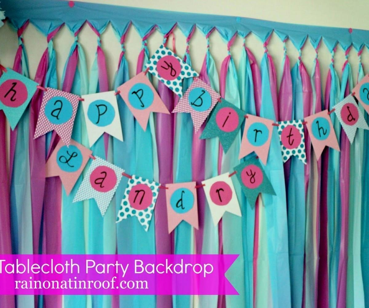 Jolly Invitation Set Party Decorations Also Pink