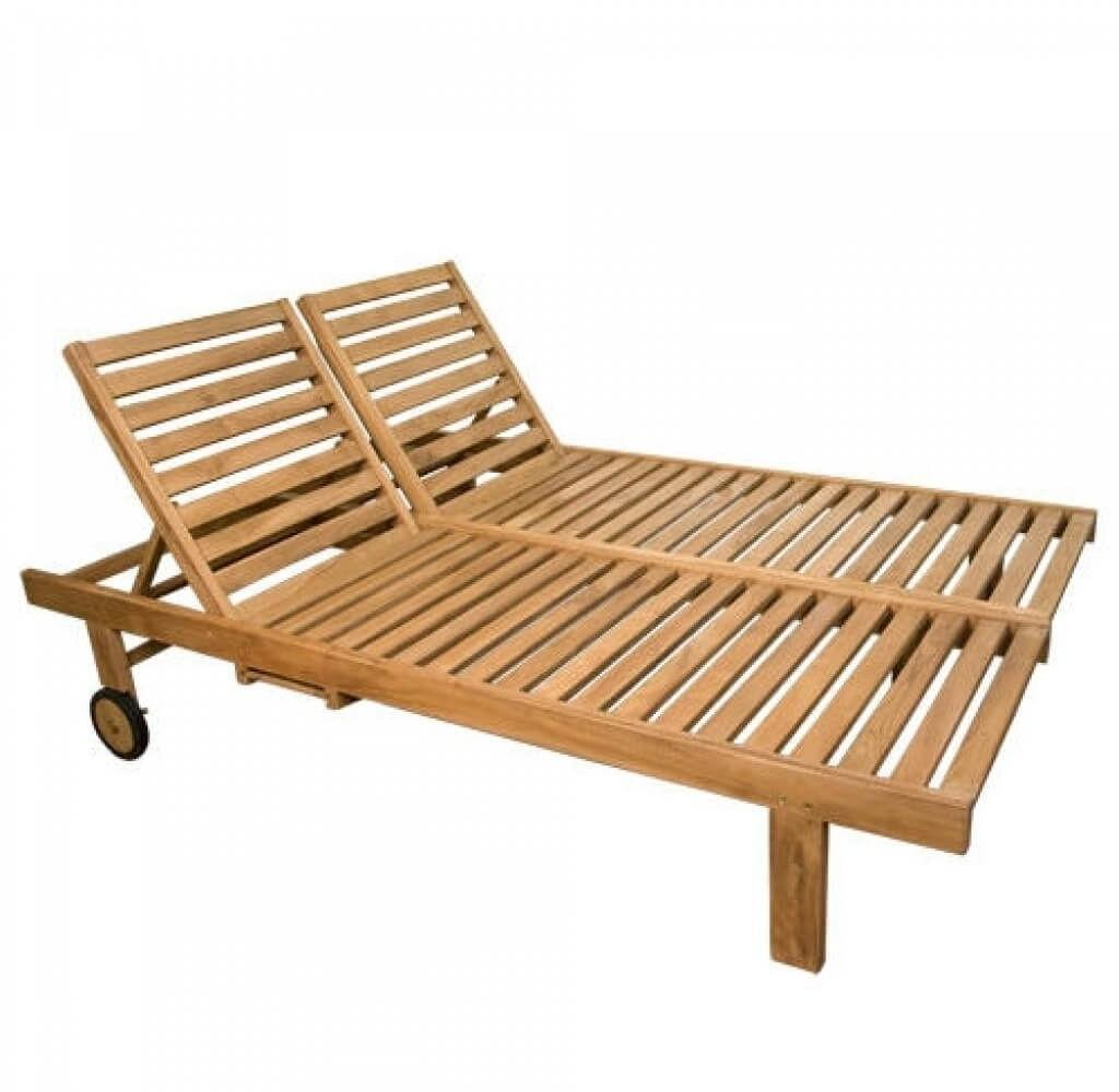Jolly Metal Outdoor Chaise Lounge Frame Featuring Tan