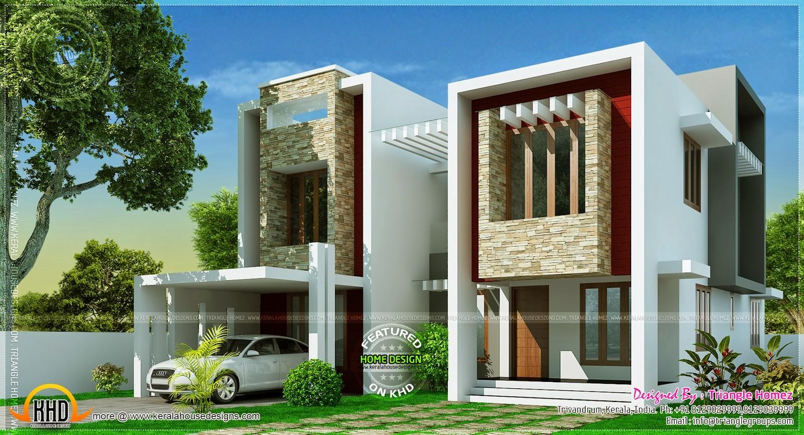 June 2014 Kerala Home Design Floor Plans