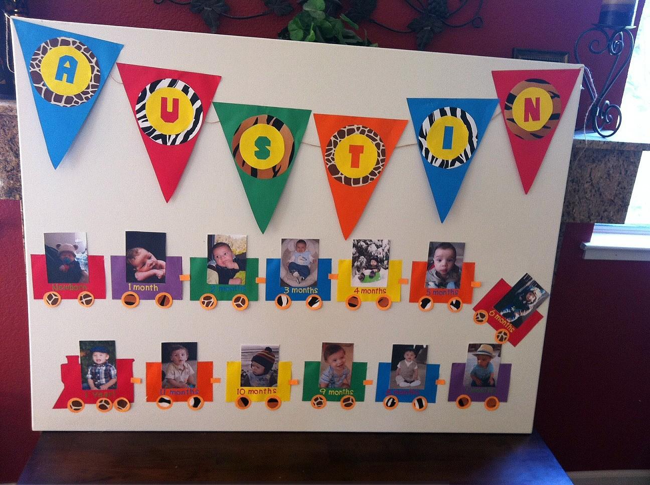 Jungle Themed Party Diy Birthday Banner Simply Real Moms