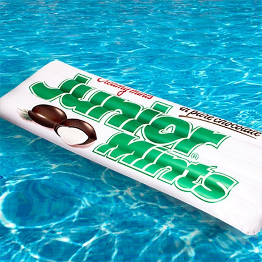 Junior Mints Candy Box Raft Inflatable Pool Floats Adults