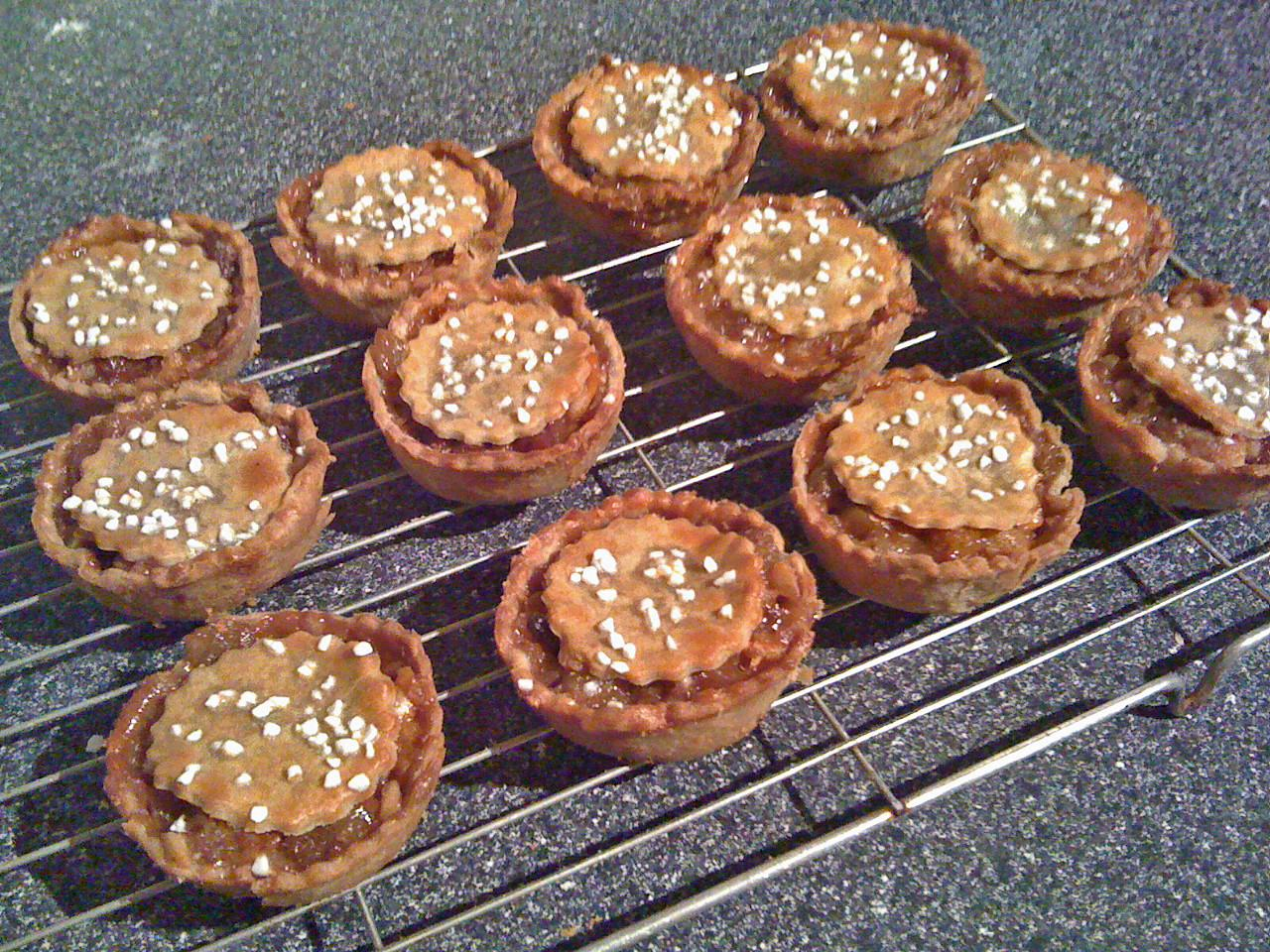 Just Apples Healthy Mince Pies