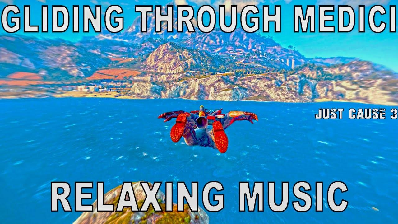 Just Cause Relaxing Game Play Music