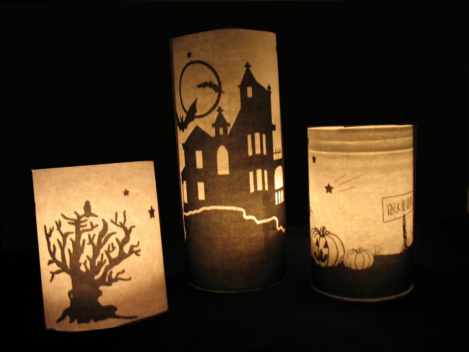 Just Decorating Pottery Barn Inspired Halloween