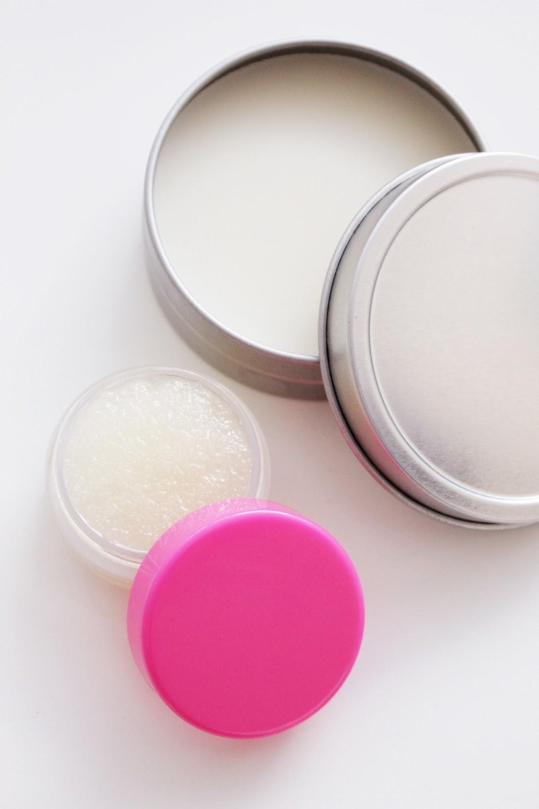 Just Fabulous Homemade Lip Balm Scrub
