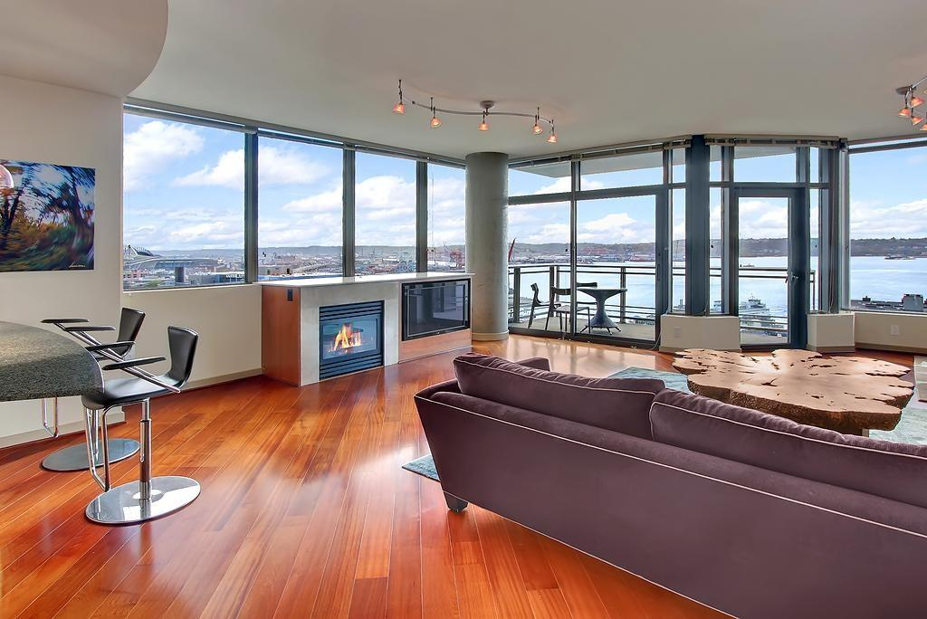Just Listed 19th Floor West Facing Condo Madison Tower