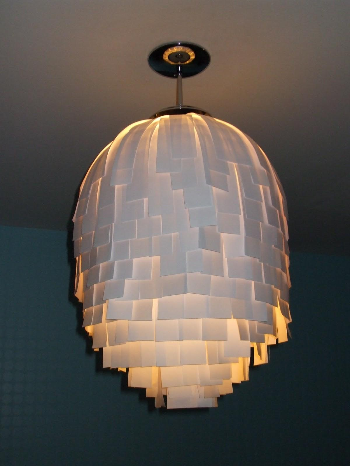 Just Little Rouge Diy Lampshade Upcycle