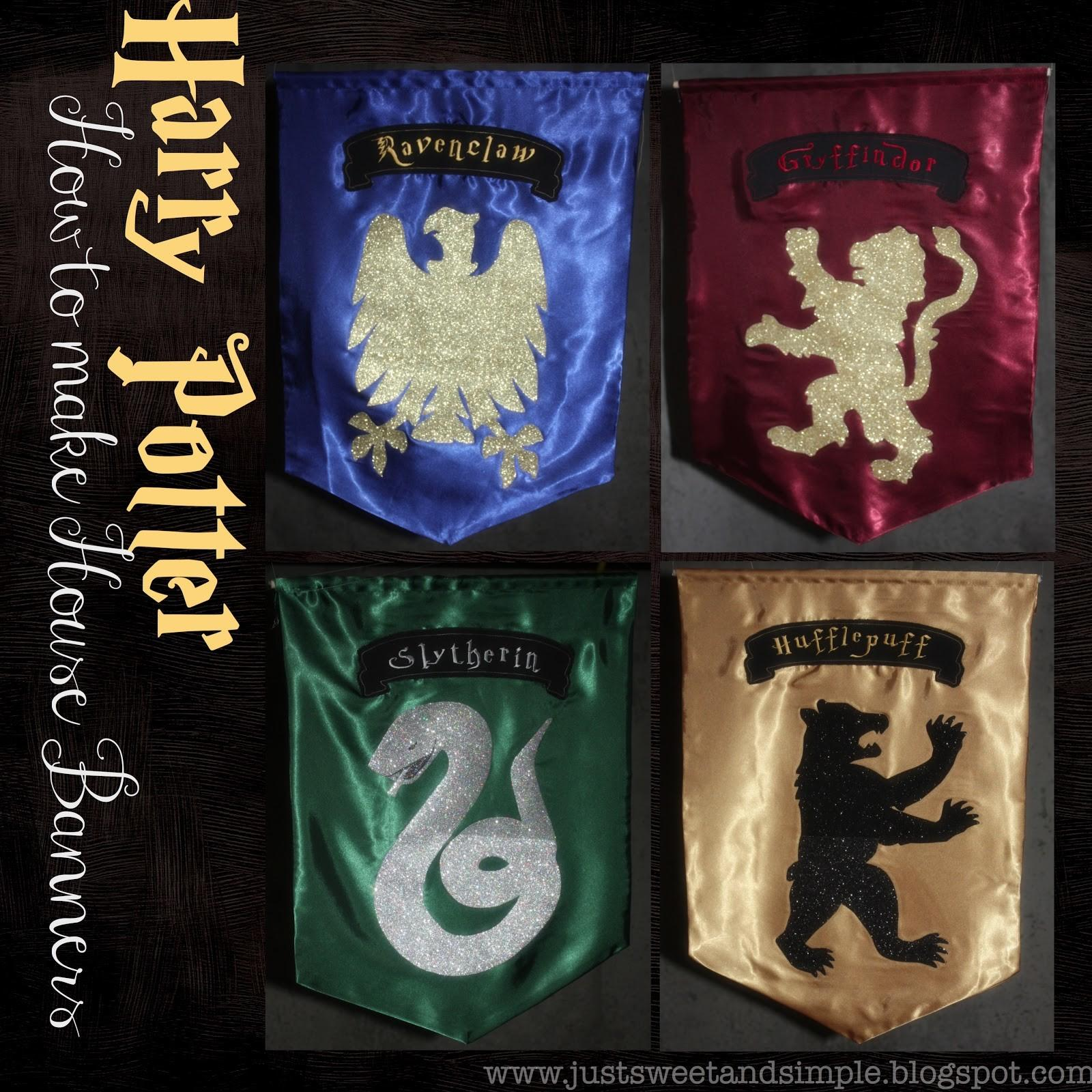 Just Sweet Simple Harry Potter Mystery Dinner Party