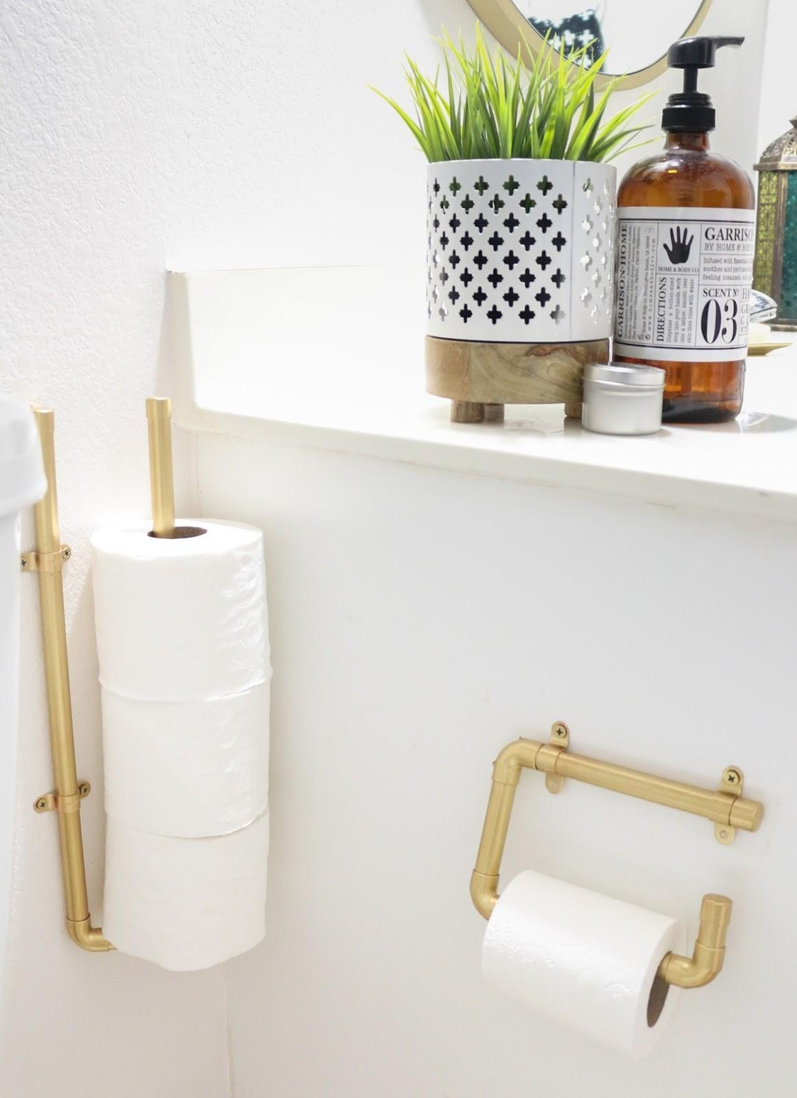 Kailo Chic Life Diy Gold Pipe Curtain Rod