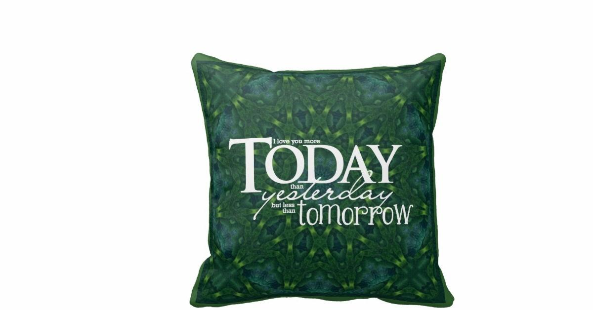Kaleidoscope Kreations Love Verse Pillow Zazzle