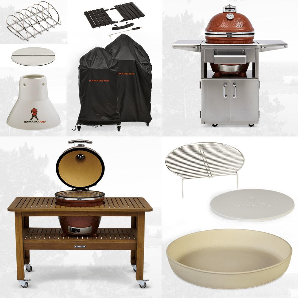 Kamado Joe Grills Ceramic Sold