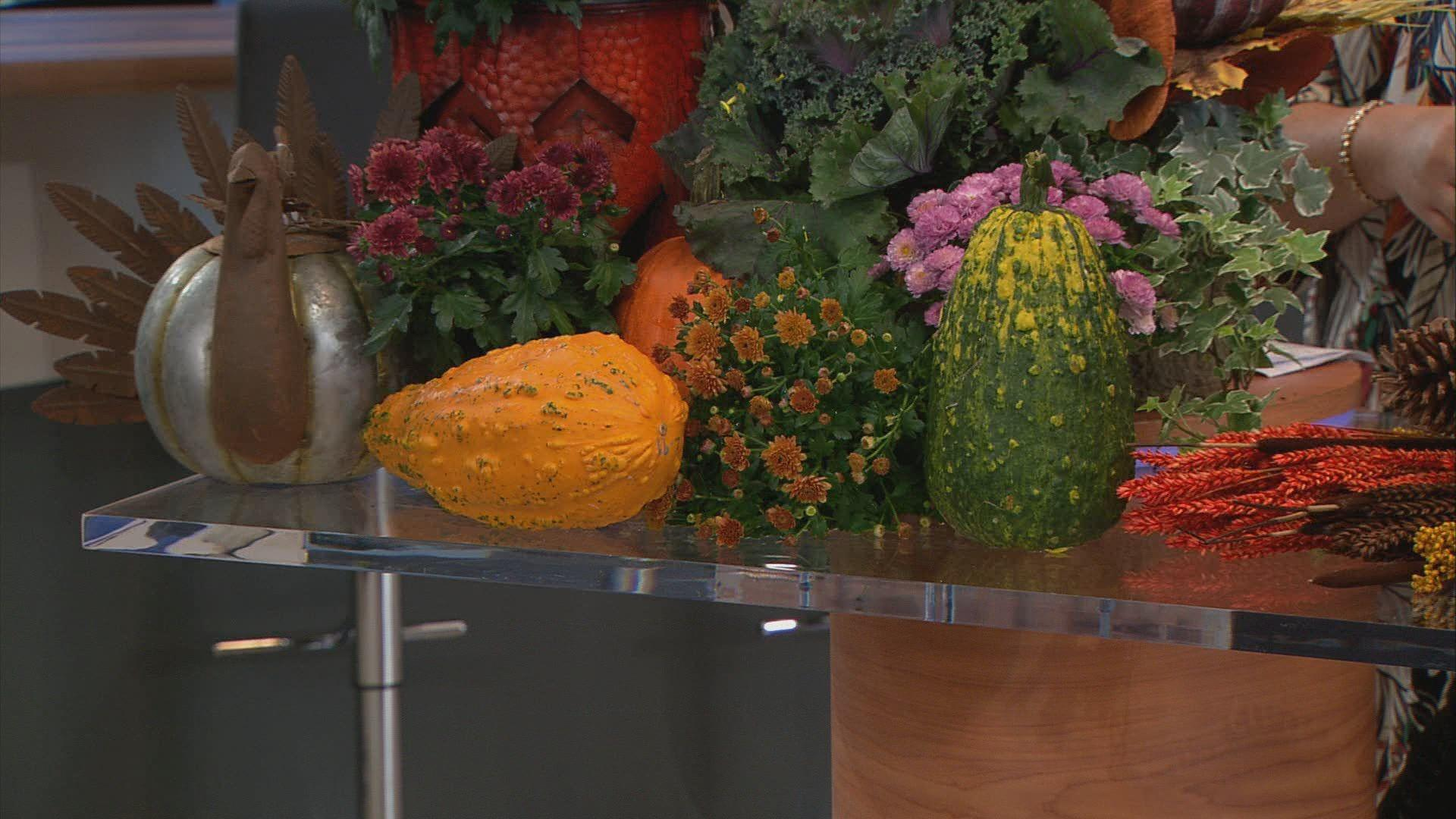Kare11 Fall Trends Ideas Outdoor Decorating