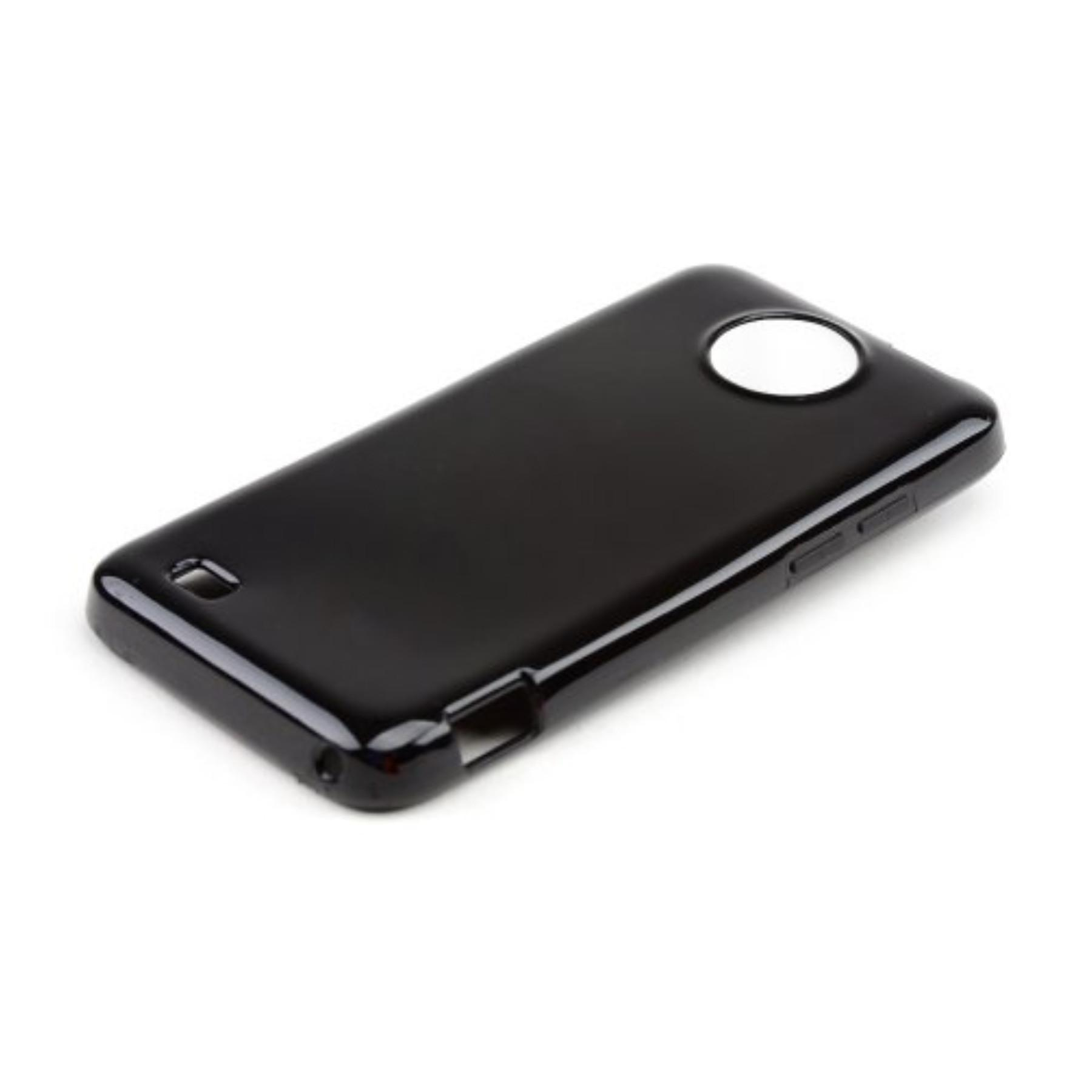 Karendeals Black Zte Vital Tpu Gel Case Cover Anti Slip