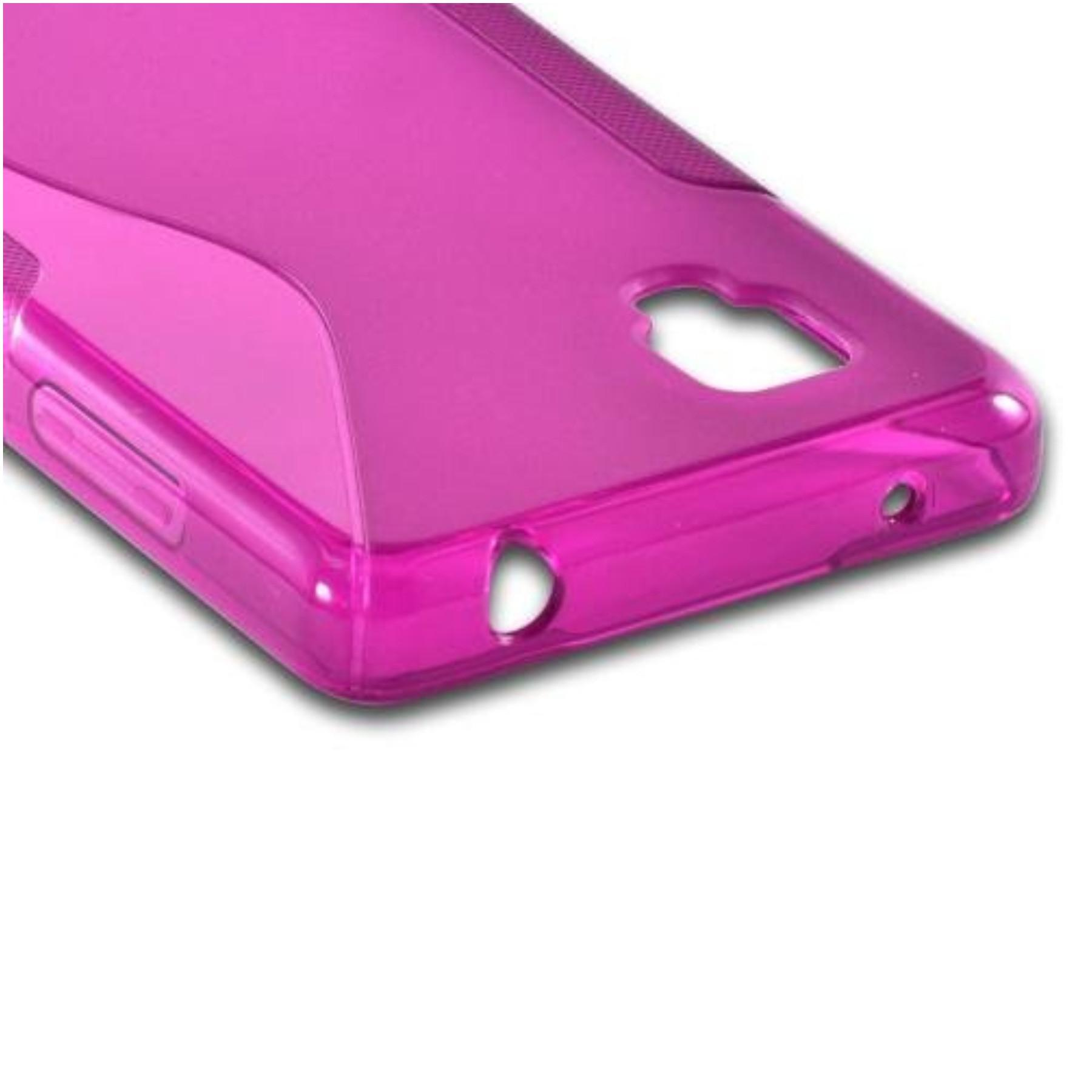 Karendeals Purple Optimus Sprint Tpu Gel Case Cover