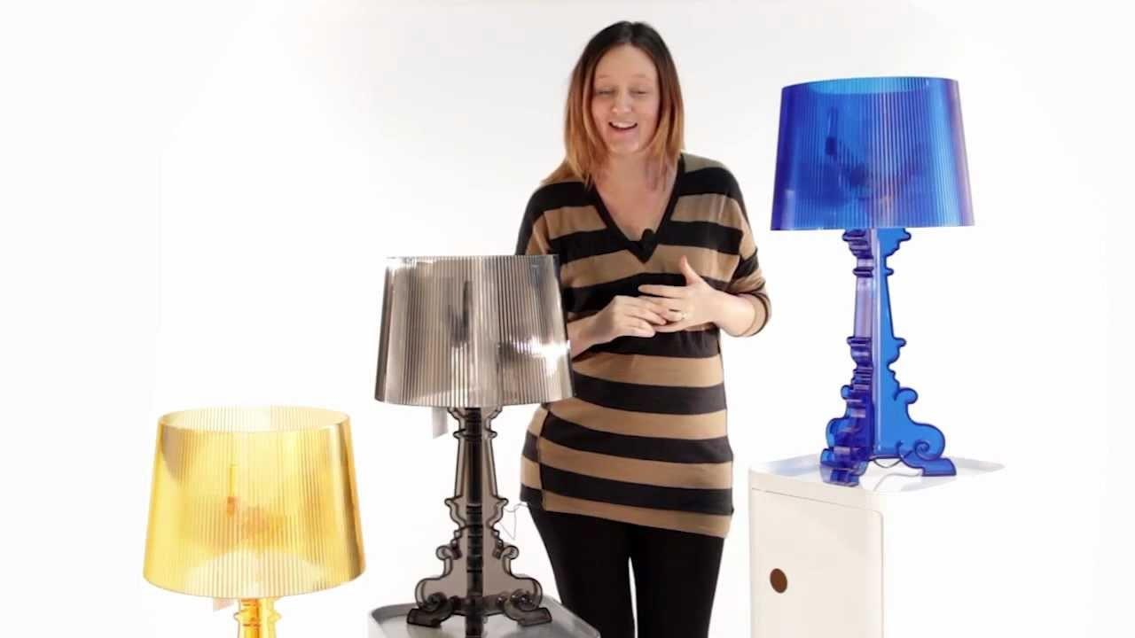 Kartell Bourgie Table Lamp Cado Modern Furniture