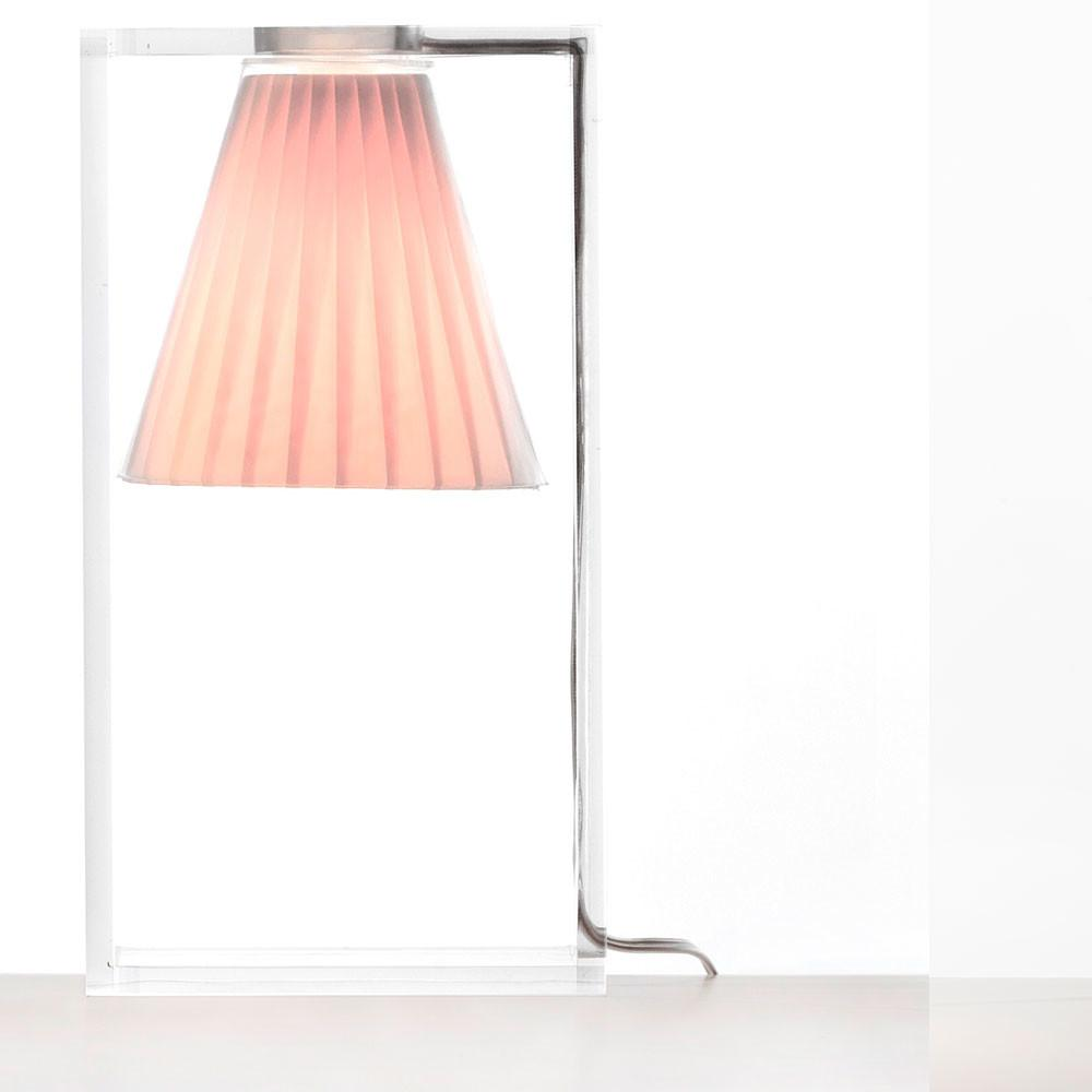 Kartell Light Air Table Pink Panik Design