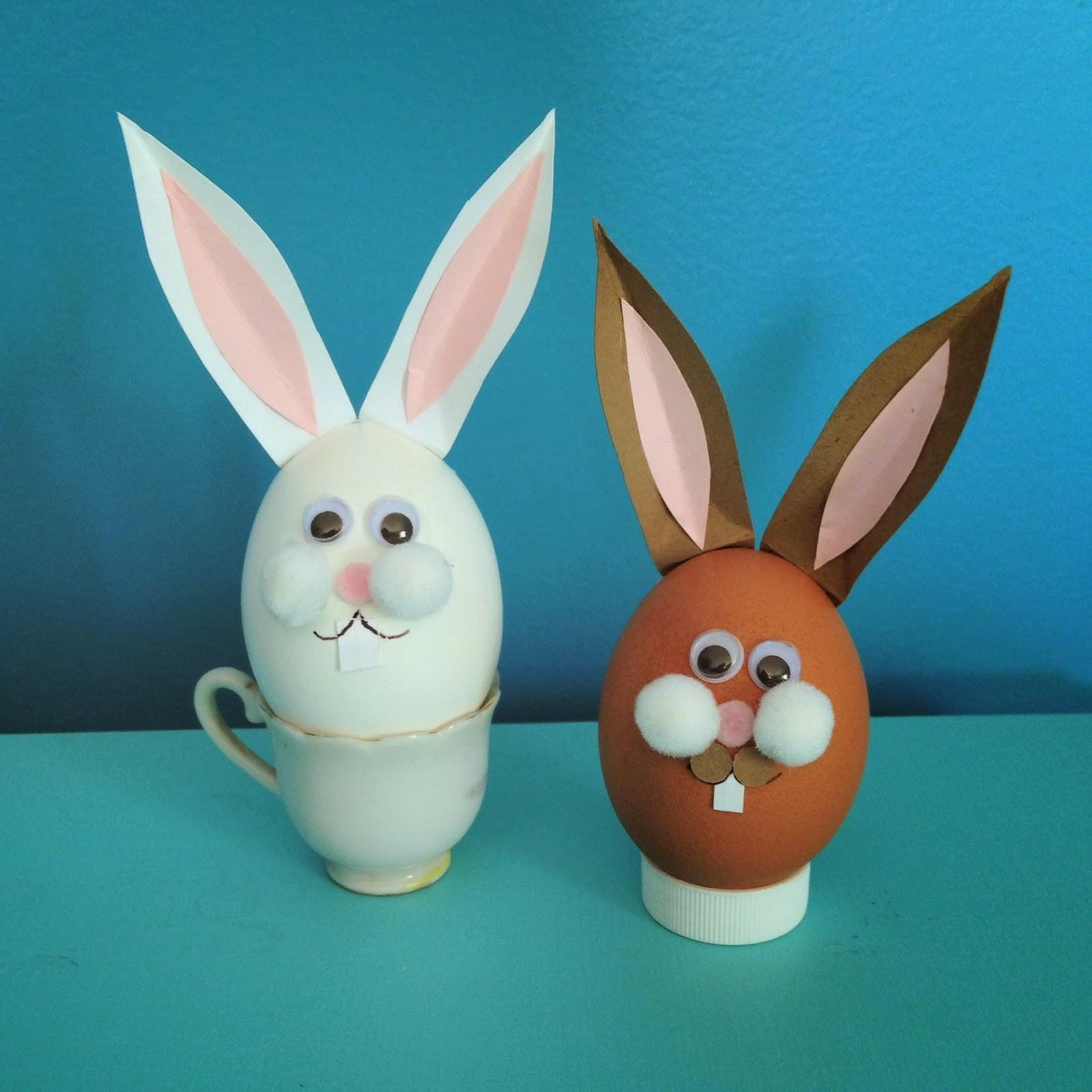 Kbb Crafts Stitches Easter Bunny Eggs
