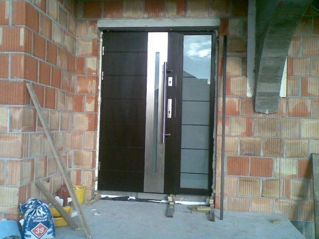 Keeping Metal Exterior Doors Latest Door Stair Design