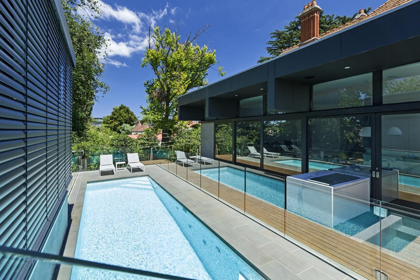 Kew Modern Pool Momentum Pools