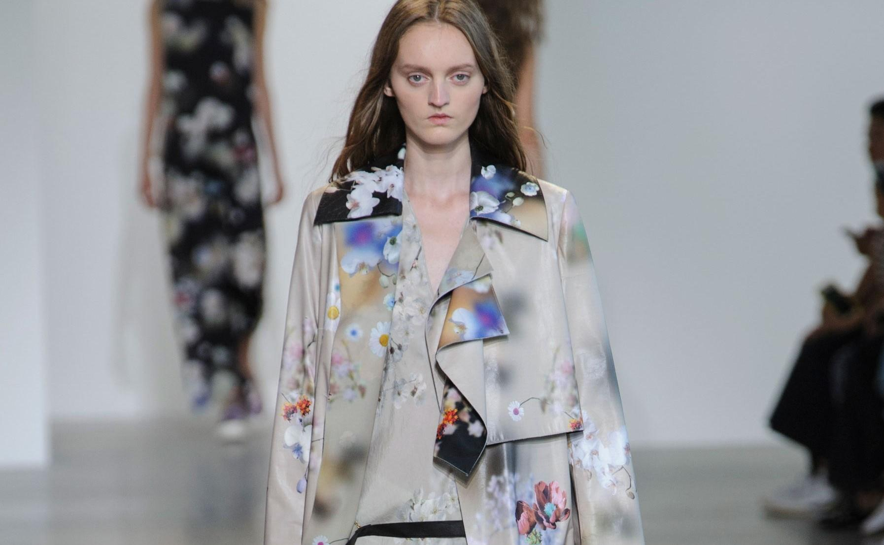 Key Print Pattern Catwalk Trends Spring Summer 2016