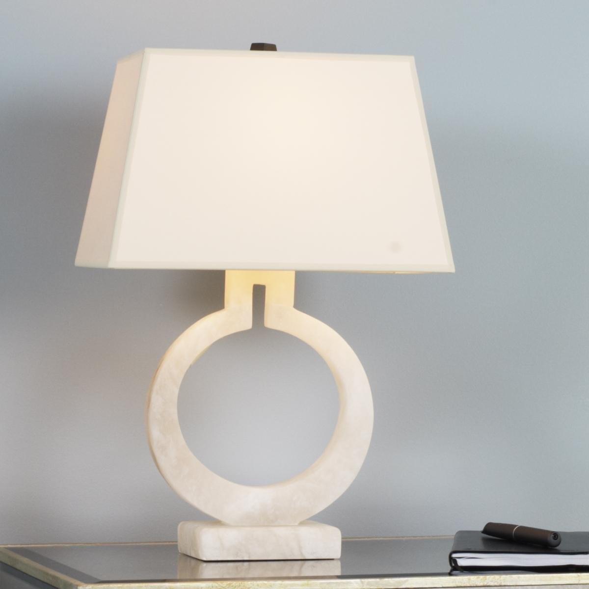 Keyhole Ring Table Lamp Shades Light