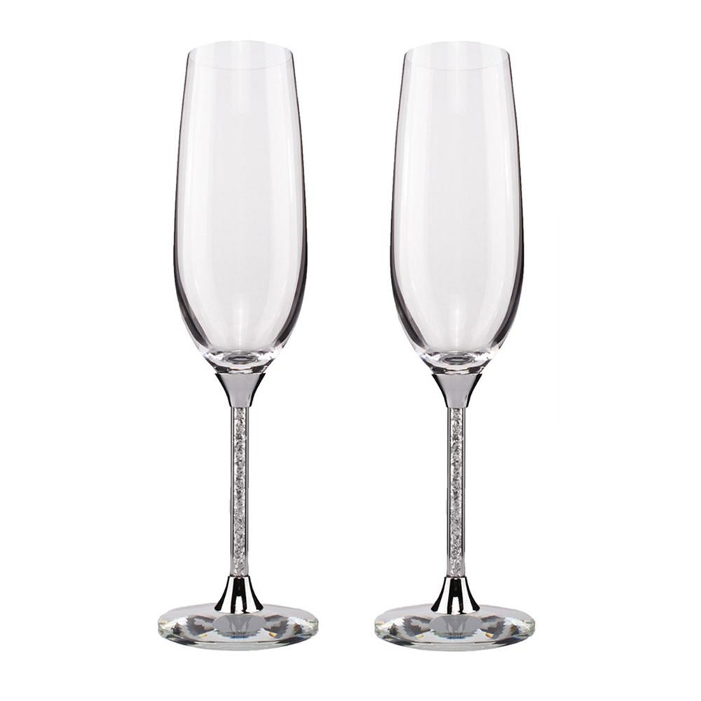 Keytrend Champagne Glass Flutes Perfect Wedding Gifts