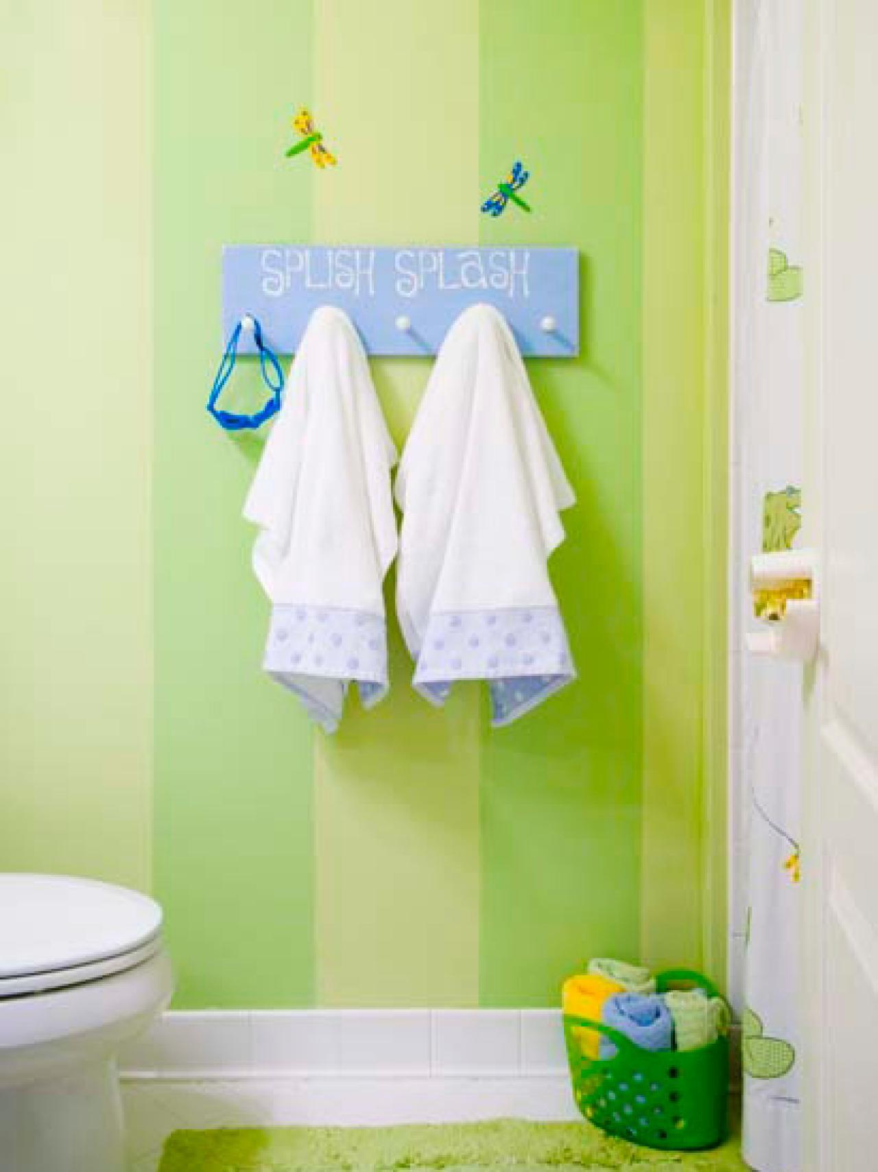 Kid Bathroom Decor Ideas Tips