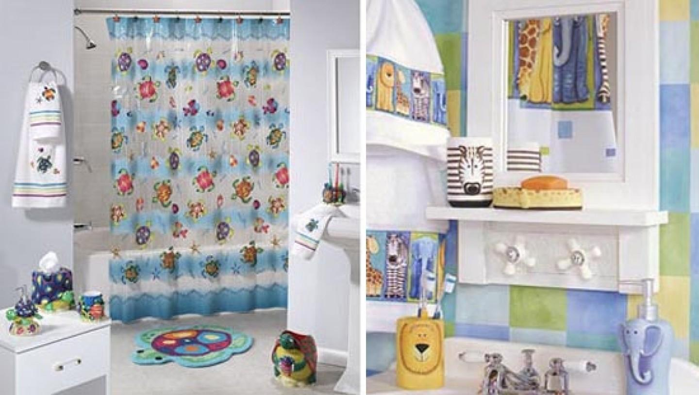 Kid Bathroom Decorating Ideas Theydesign