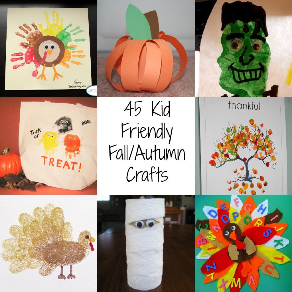 Kid Friendly Fall Autumn Crafts Spectacled Owl