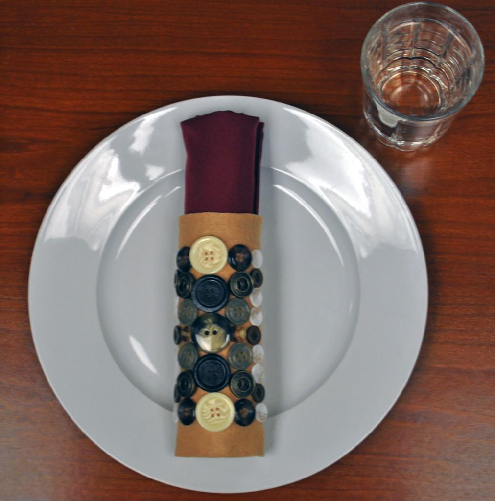 Kid Friendly Thanksgiving Diy Napkin Rings Your Linen