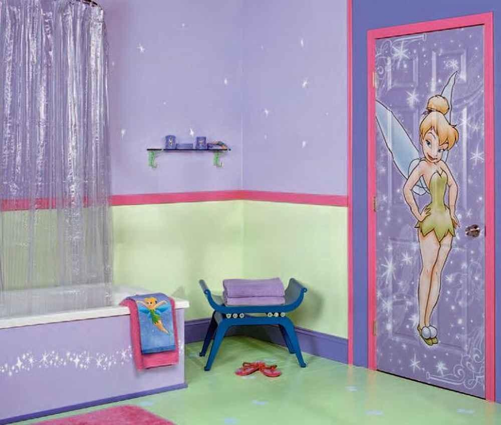Kids Bathroom Paint Ideas Safety