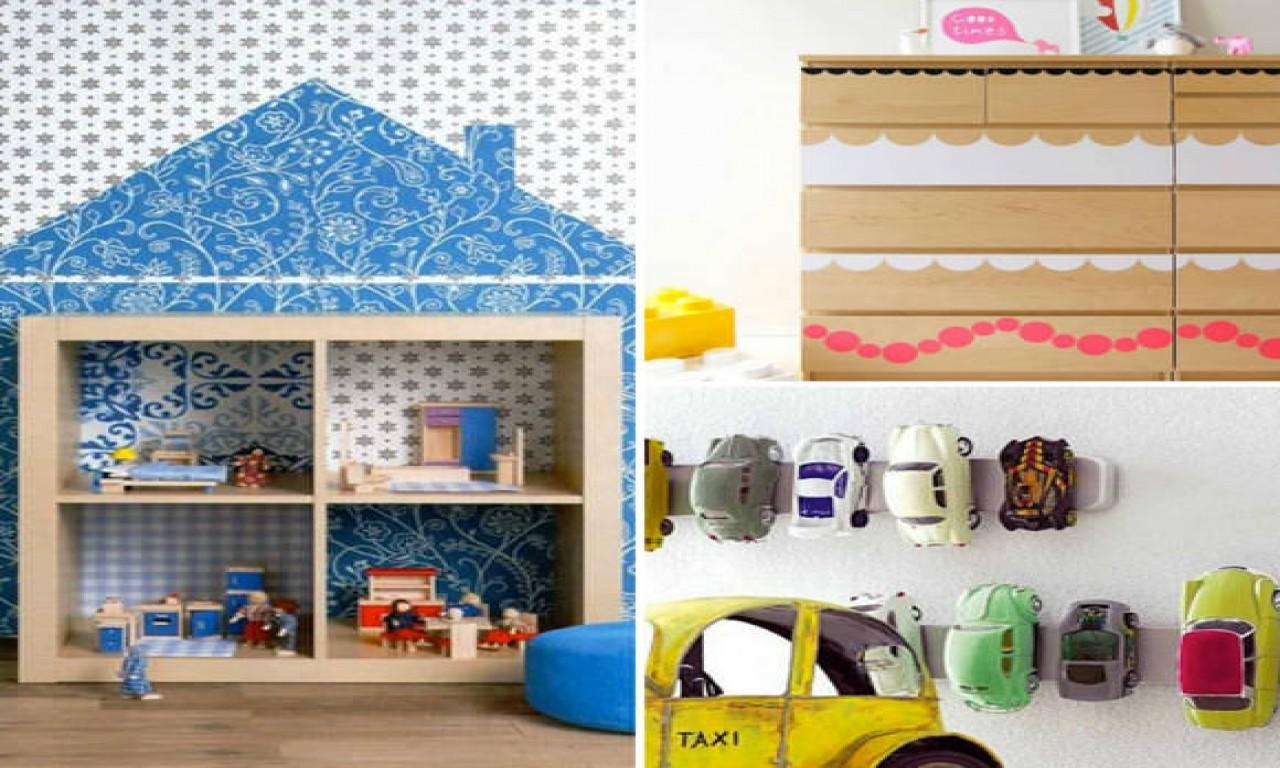 Kids Bedroom Decorating Ideas Boys Diy Home Hacks