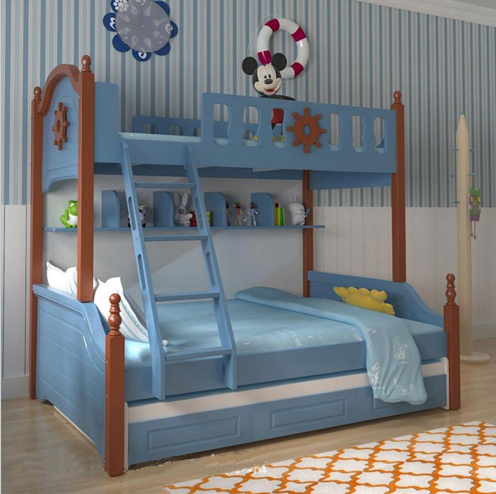 Kids Bedroom Decorations Fashion Trends Mediterranean