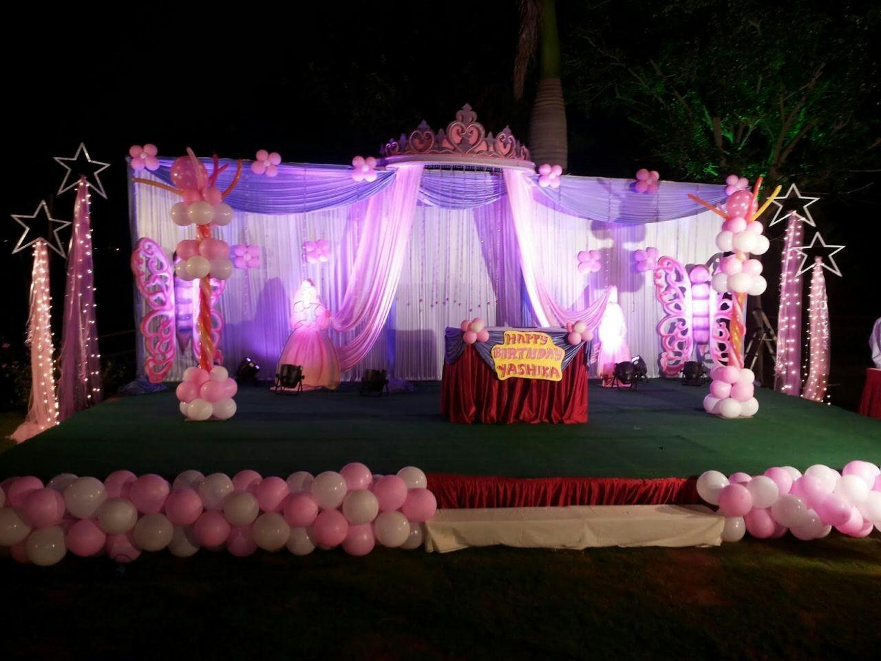 Kids Birthday Stage Decorators Event Managers