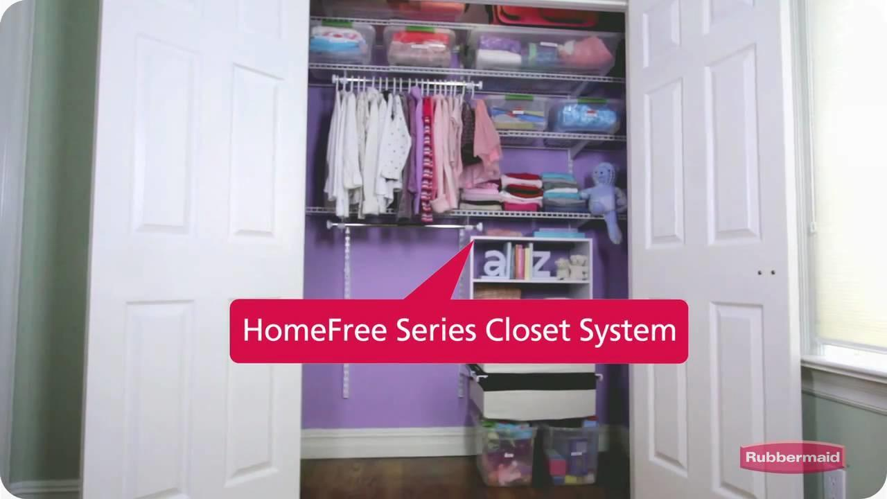 Kids Closet Organization Tips