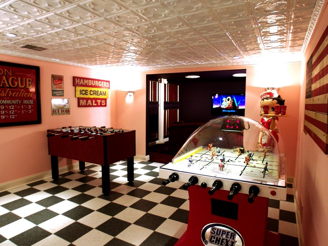 Kids Game Room Ideas Rooms Family