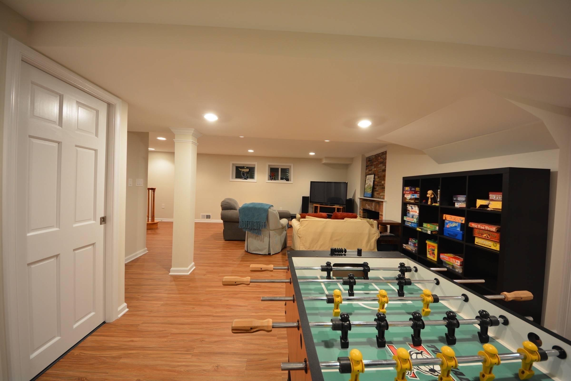 Kids Playrooms Basement Finishing Remodeling